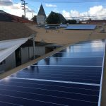 Solar Installation in Santa Barbara. Copyright 2017 Good Energy Solar, all rights reserved.