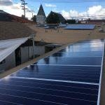 Solar Installation in Santa Barbara. Copyright 2017 Good Energy Solar, all rights reserved.